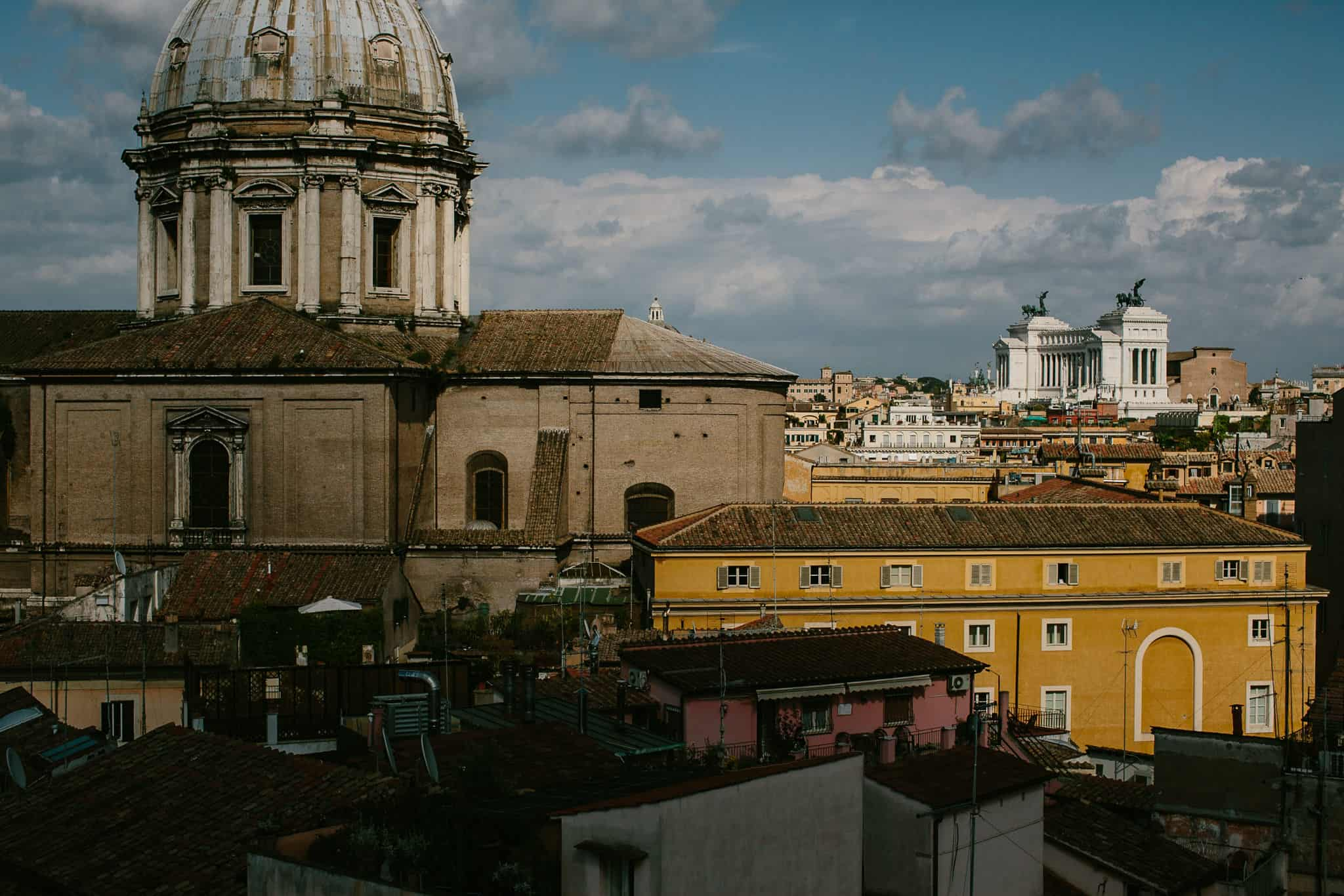 travel photography in Rome