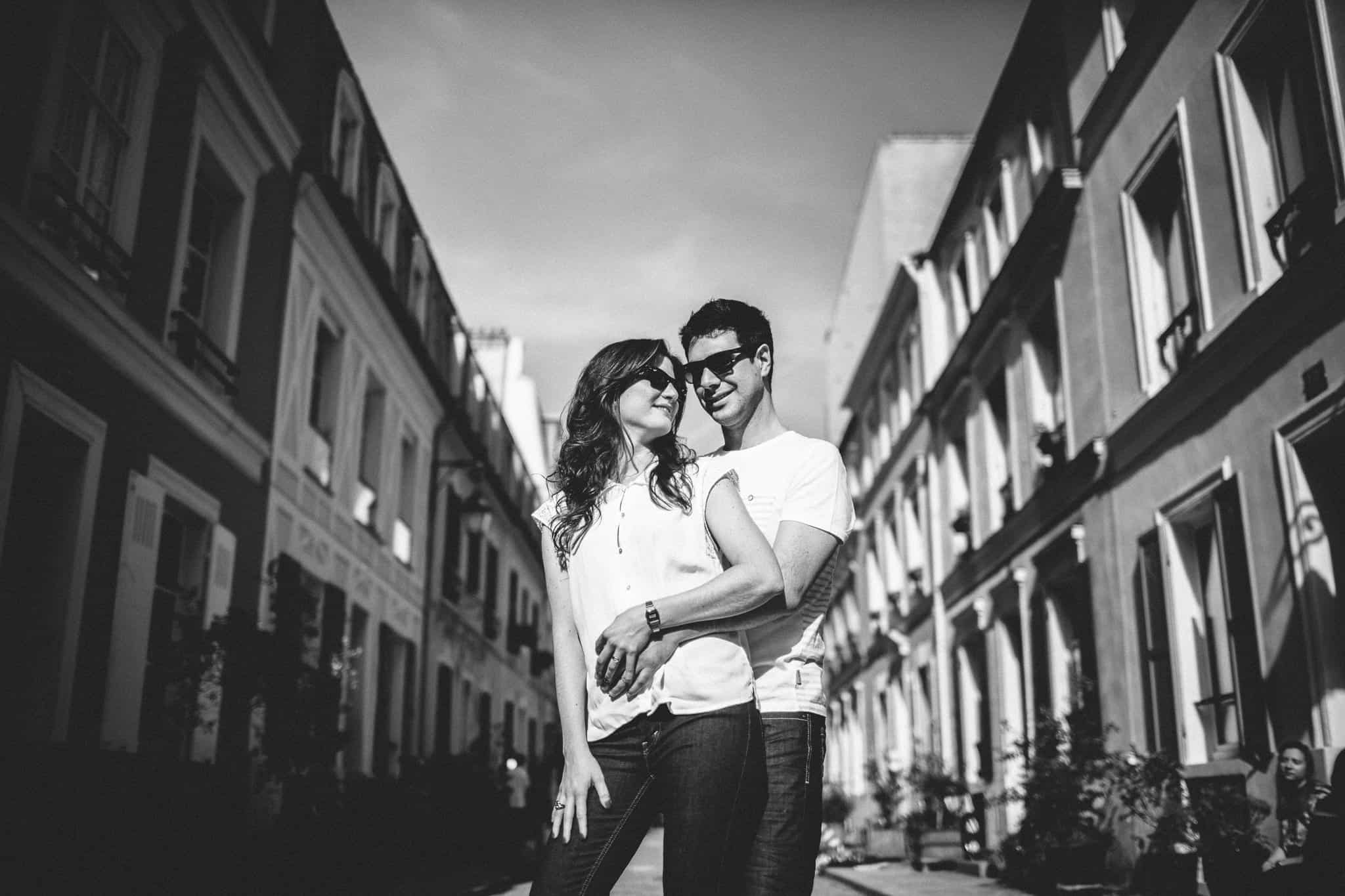 Sebastien Bicard • Paris Wedding Photography •Nathalie and Bruno • Paris, France-1