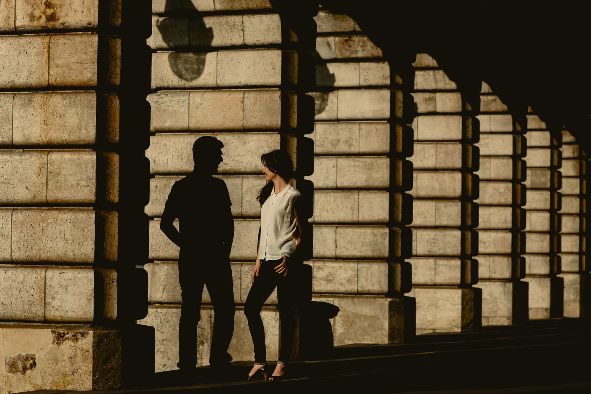 Sebastien Bicard • Paris Wedding Photography •Nathalie and Bruno • Paris, France-24