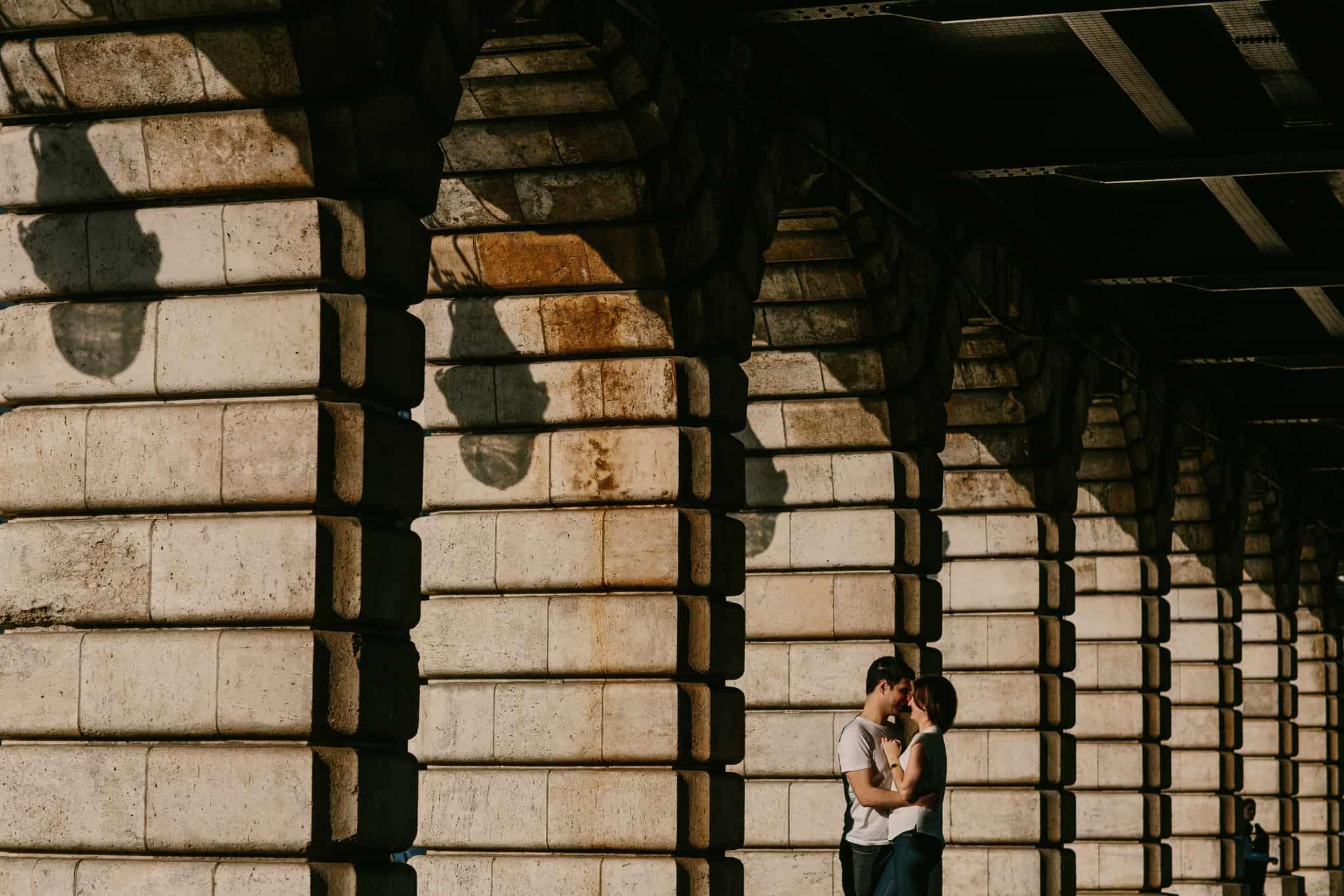 Sebastien Bicard • Paris Wedding Photography •Nathalie and Bruno • Paris, France-25