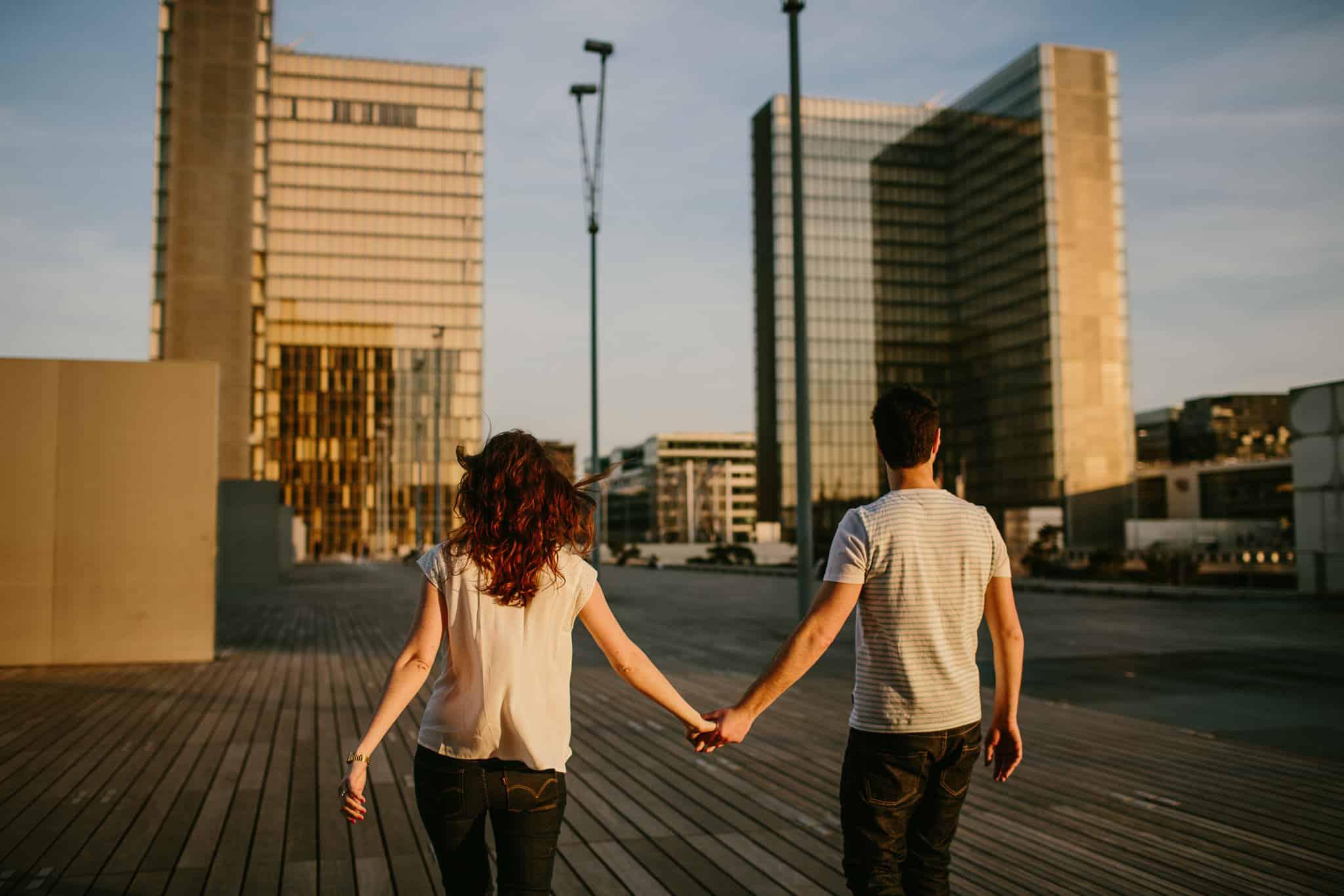 Sebastien Bicard • Paris Wedding Photography •Nathalie and Bruno • Paris, France-42