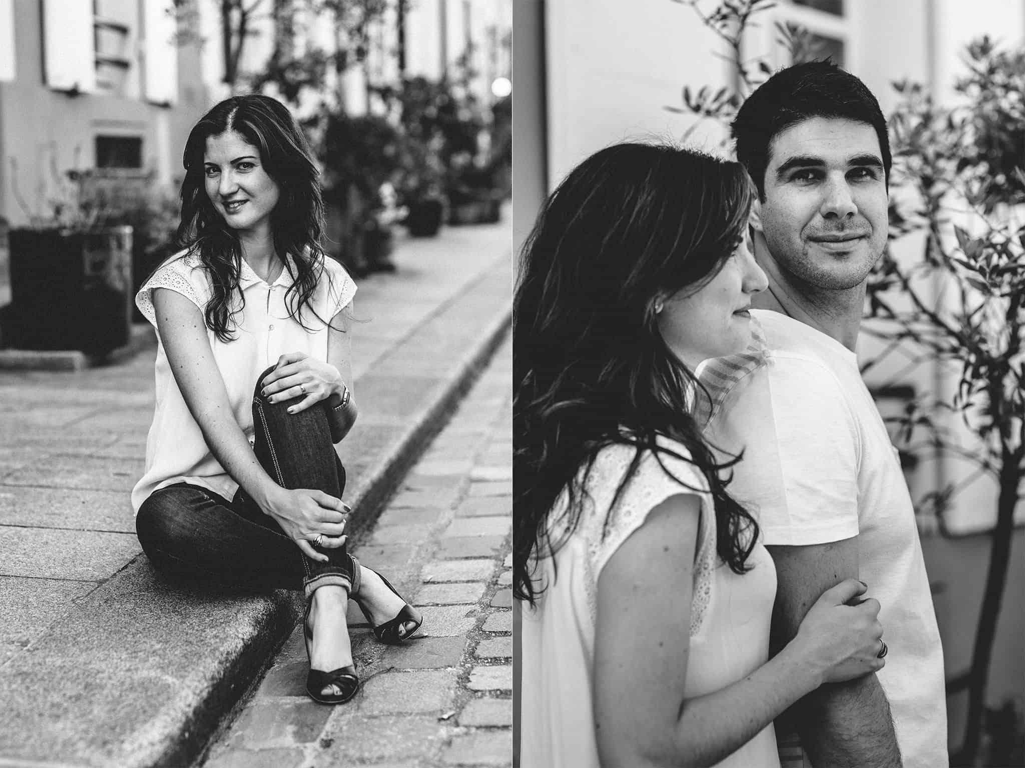 Sebastien Bicard • Paris Wedding Photography •Nathalie and Bruno • Paris, France-7