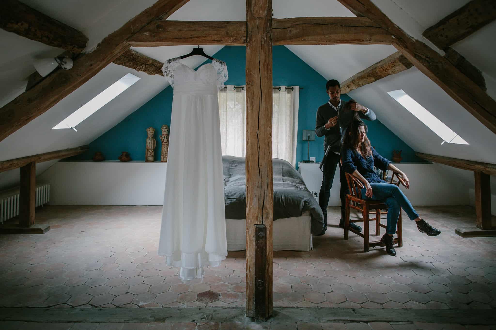 Sebastien Bicard • Paris Wedding Photography • Paris, France • Ravinet Quentin and Caroline-11