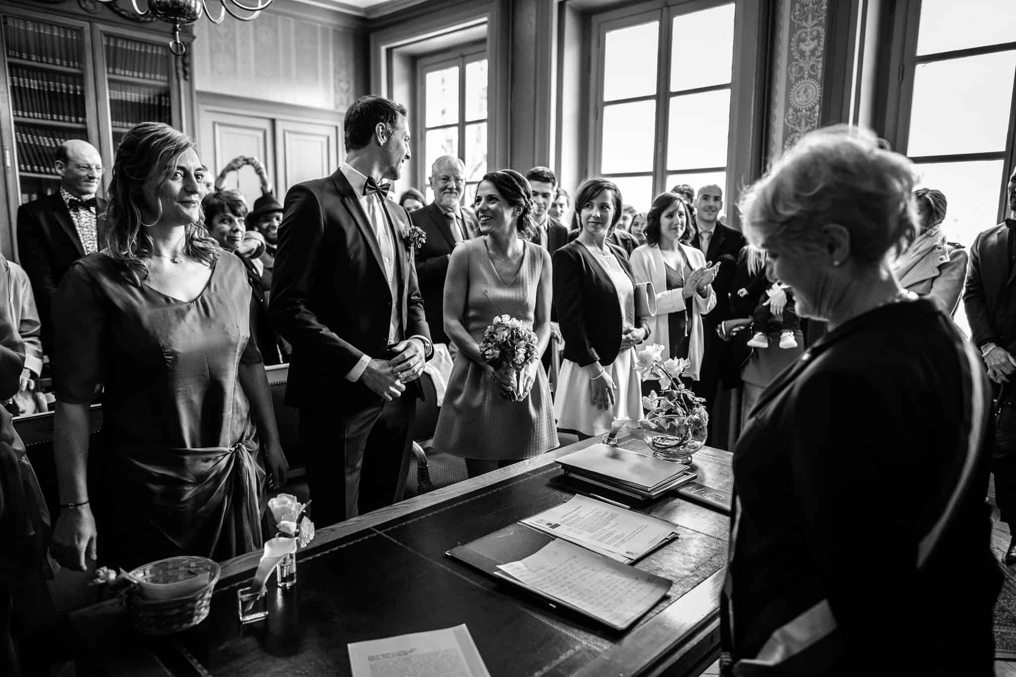 Sebastien Bicard • Paris Wedding Photography • Paris, France • Ravinet Quentin and Caroline-41