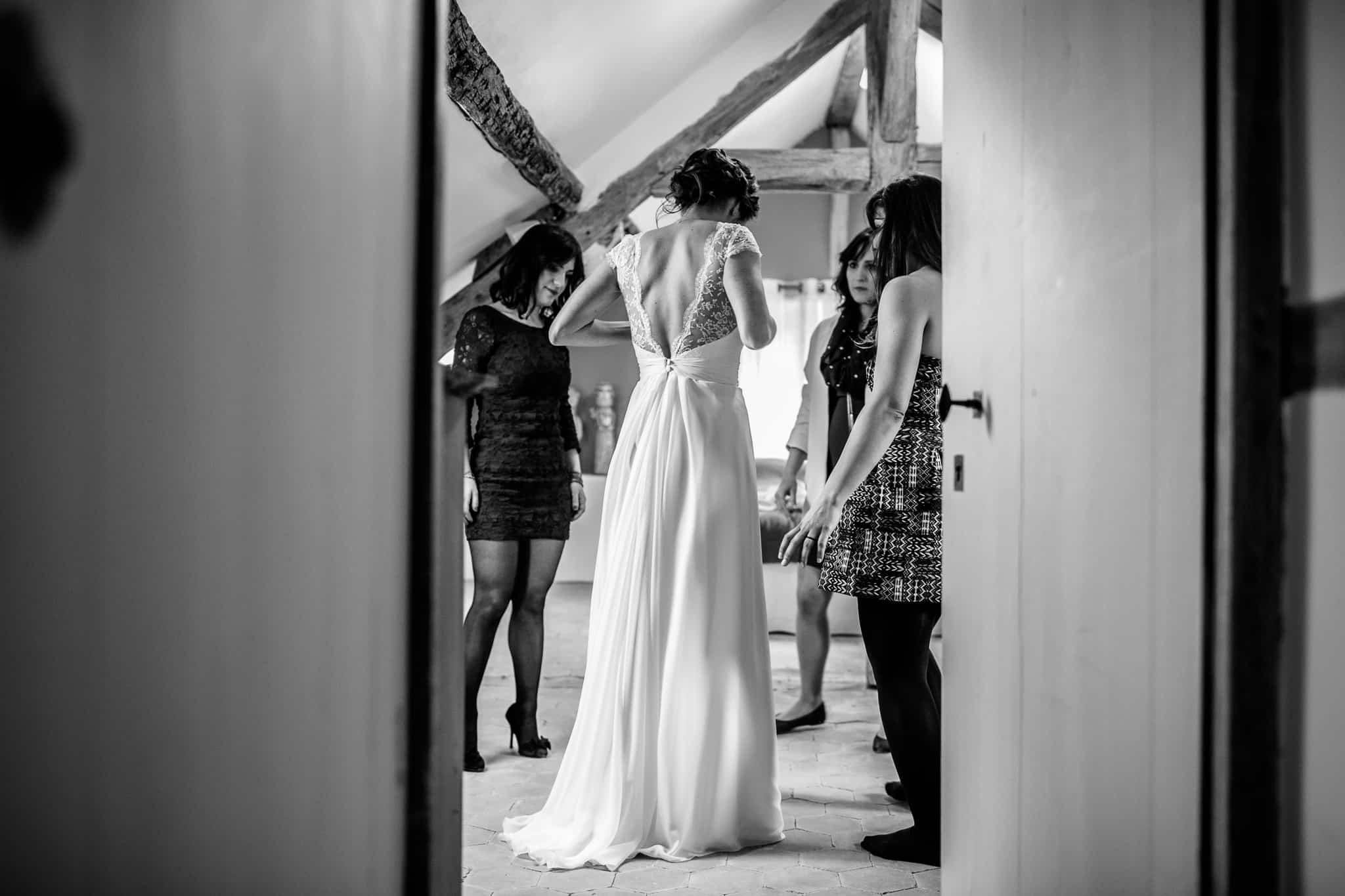 Sebastien Bicard • Paris Wedding Photography • Paris, France • Ravinet Quentin and Caroline-61