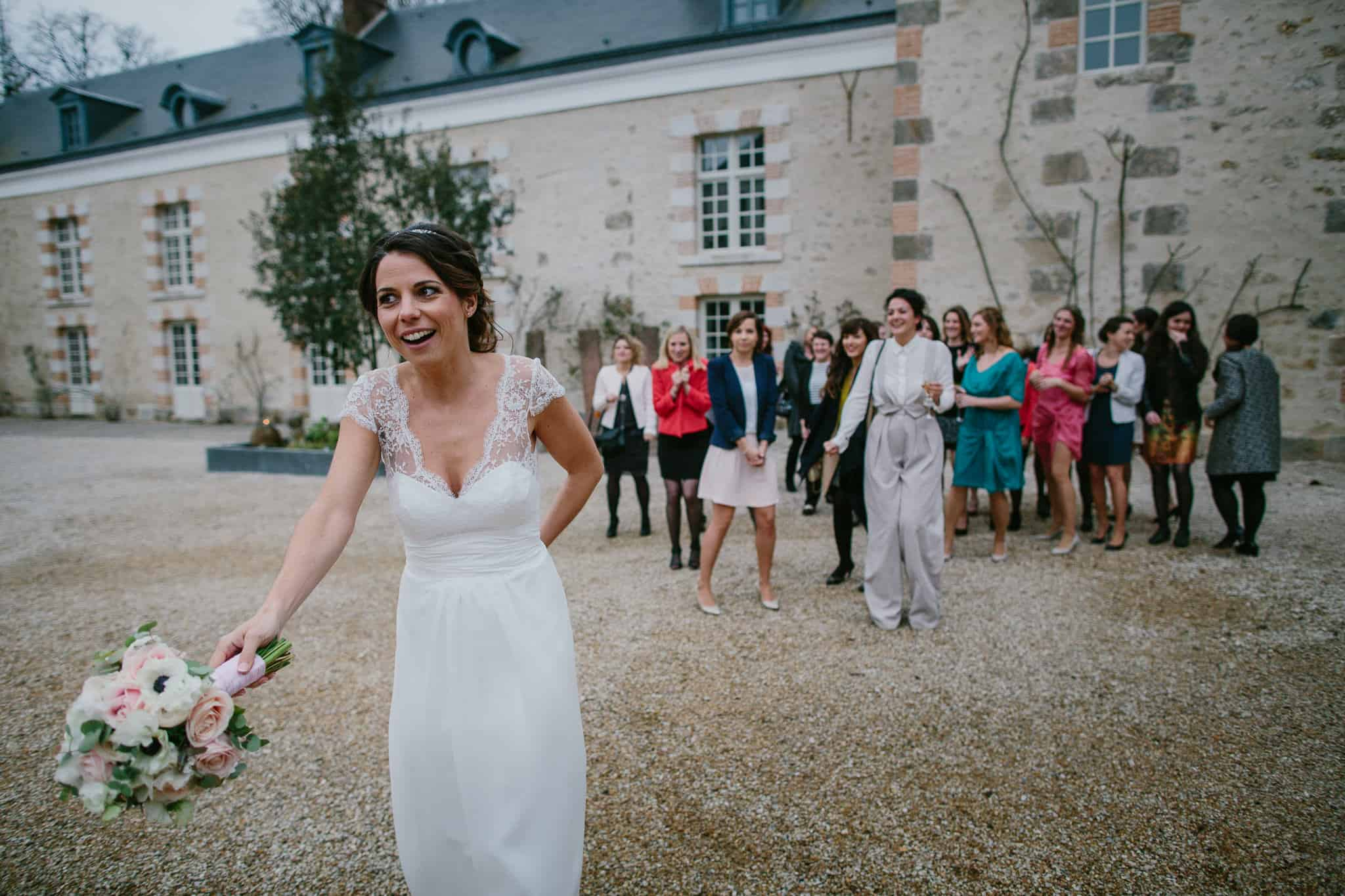 Sebastien Bicard • Paris Wedding Photography • Paris, France • Ravinet Quentin and Caroline-91