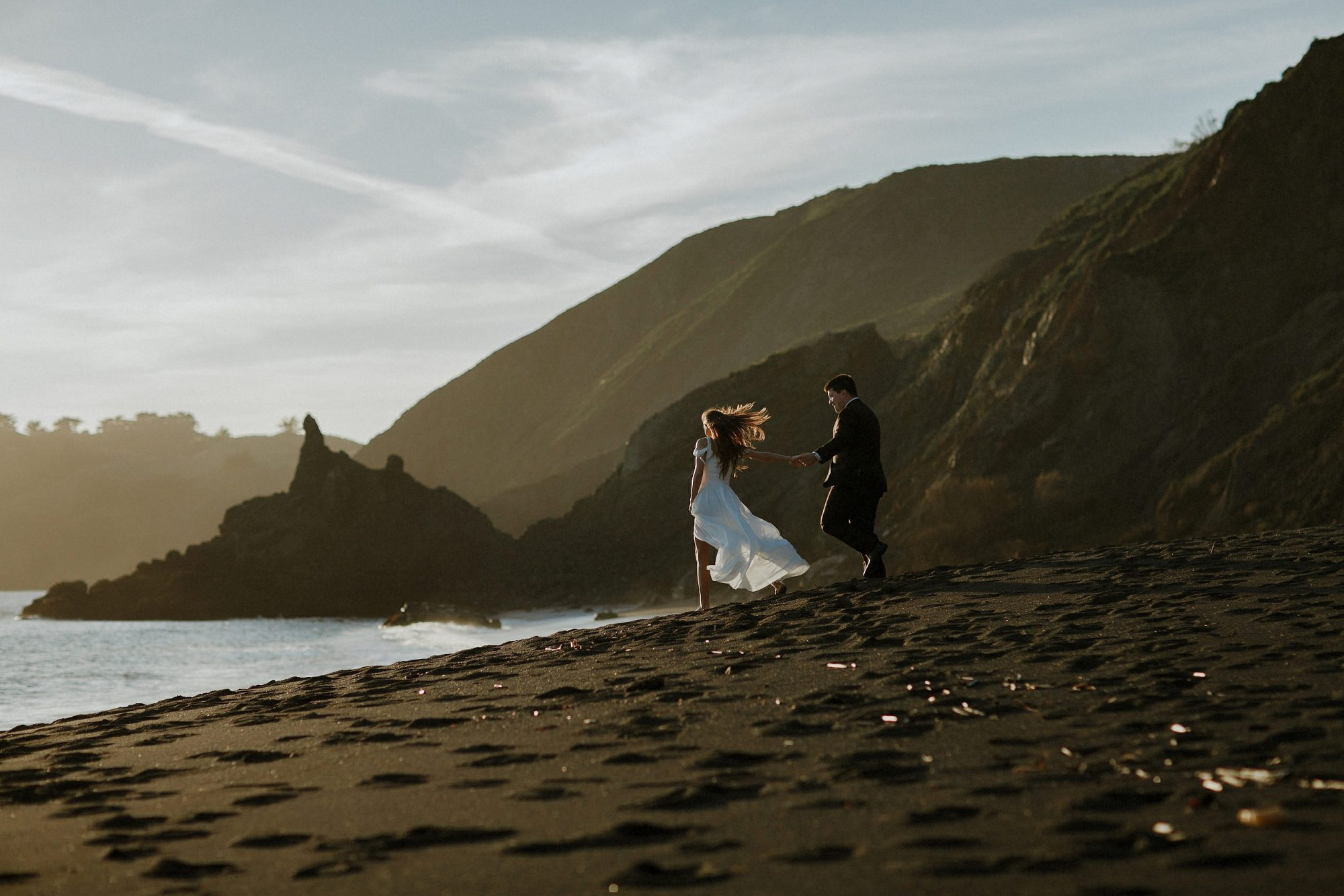 Marin Headlands Wedding Photographer Cover