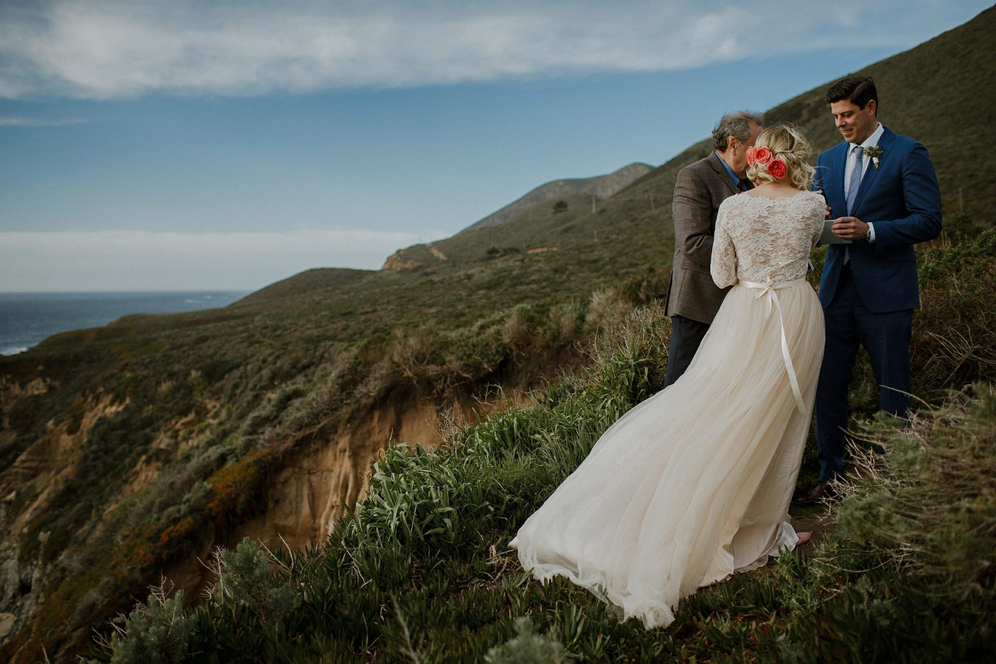 Big Sur Wedding Photographer Cover