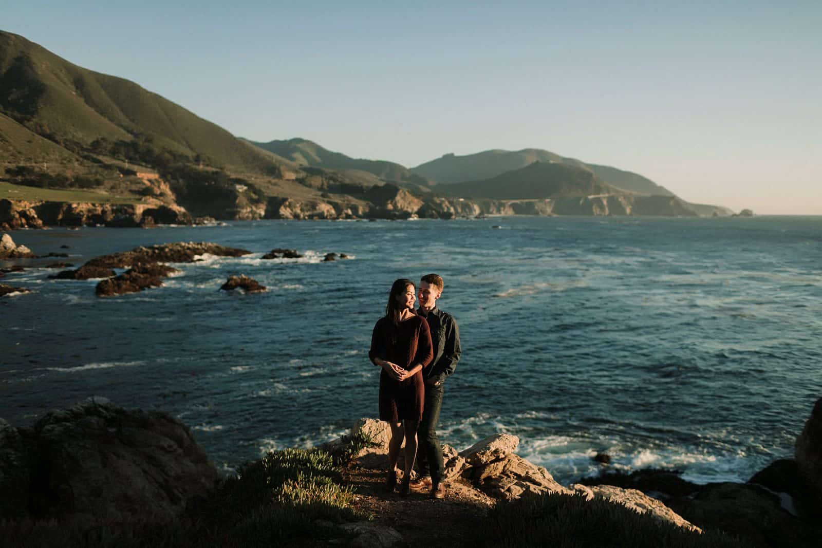 Big sur coast engagement photos california_0014