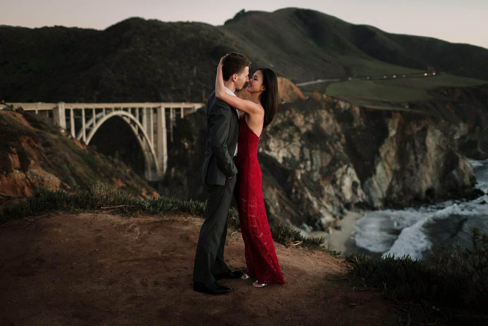 Big sur coast engagement photos california_0028