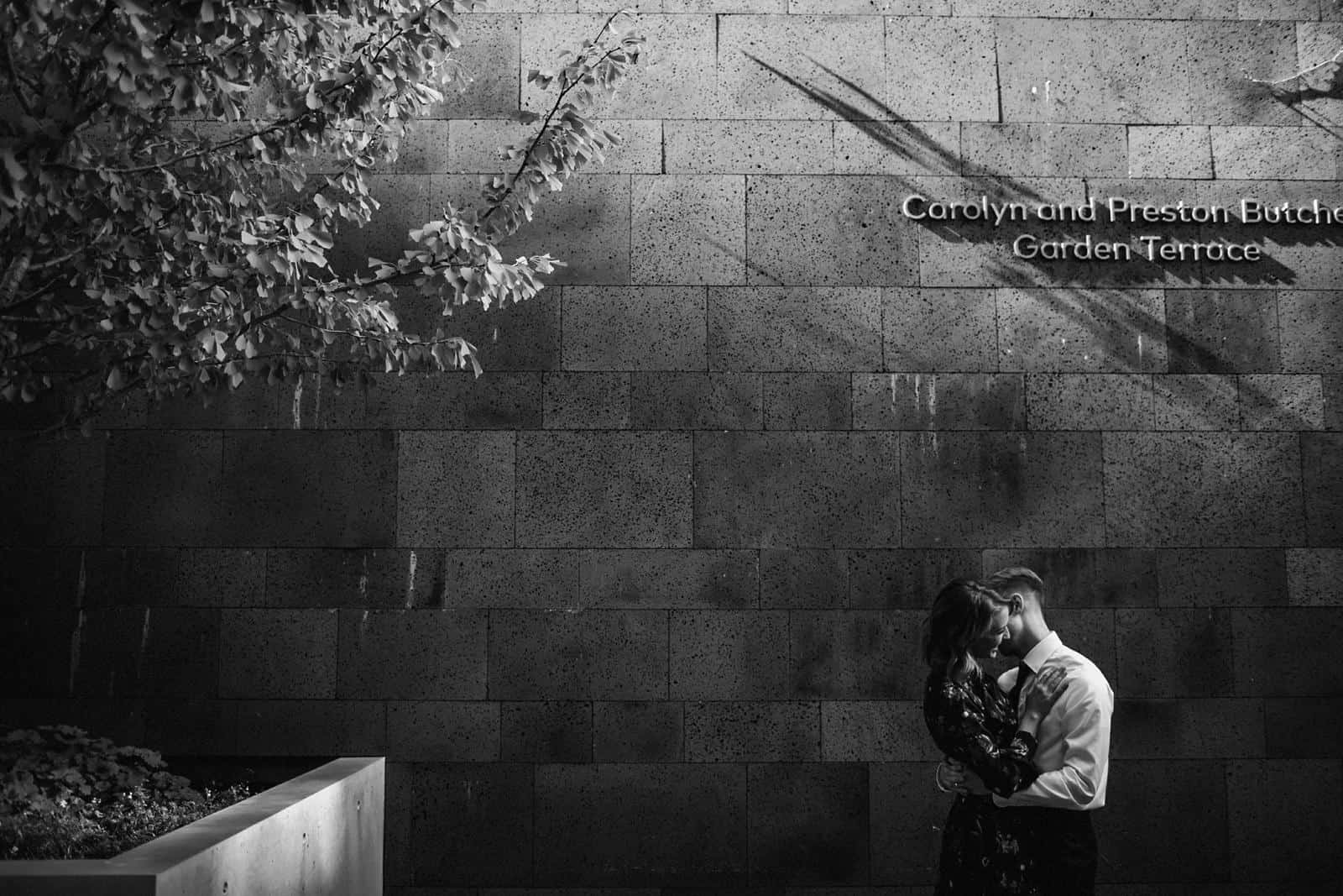 Engagement Photo Shoot in SFMOMA-1