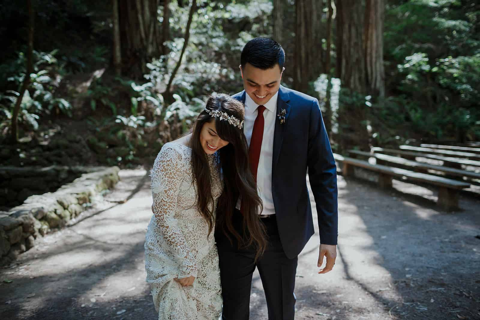Armstrong Redwoods Elopement-3