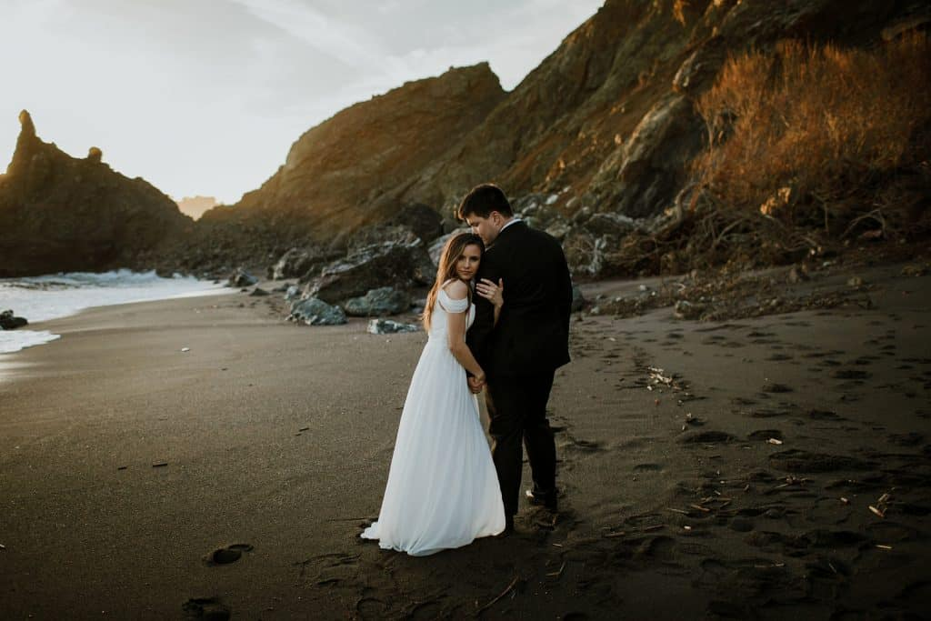 bay area wedding photography marin headlands