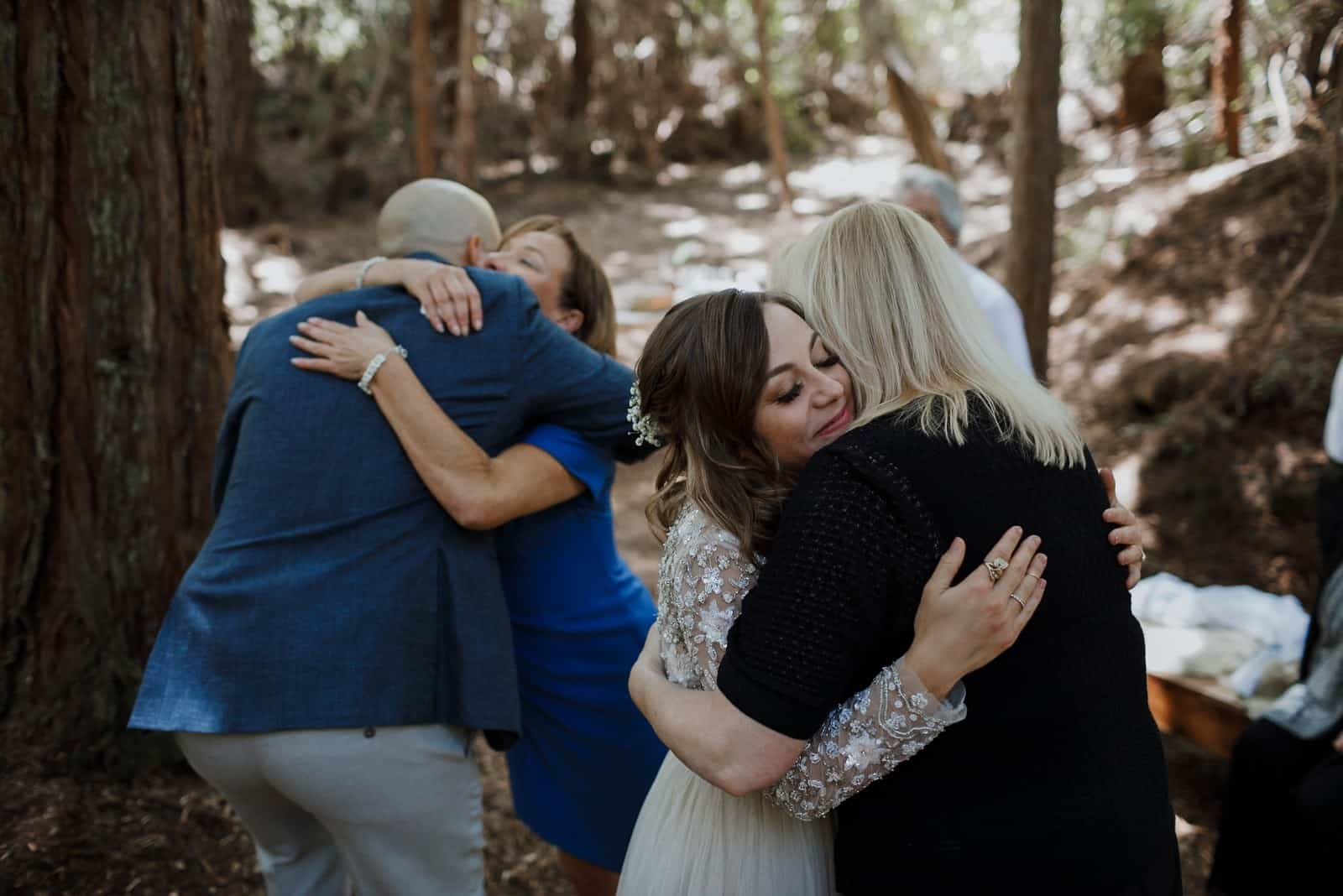 Intimate Northern California Wedding