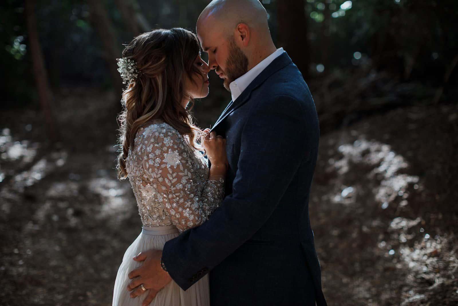 intimate northern california wedding-1