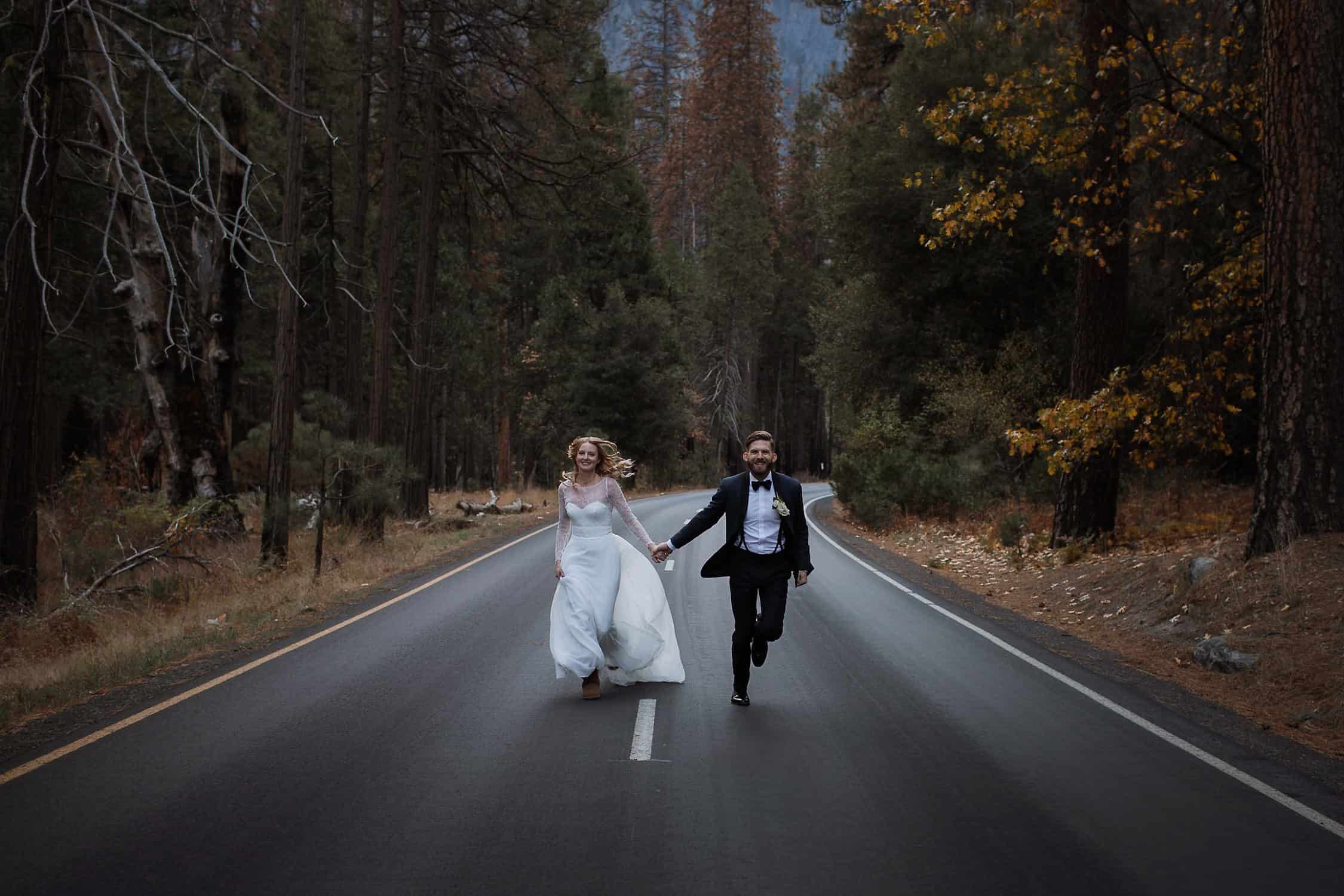 Patty and Evan Yosemite Wedding Photographer