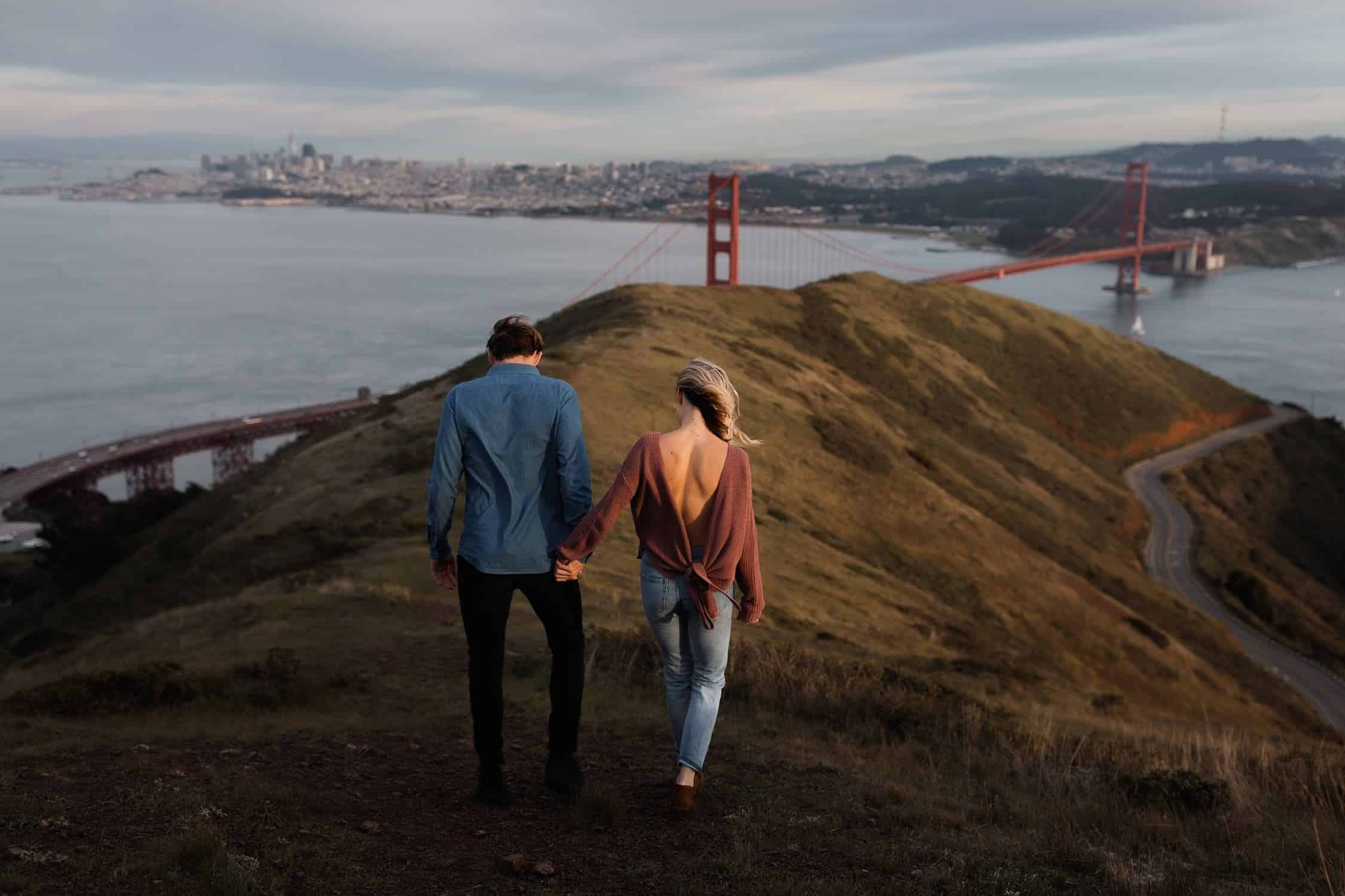 Sebastien Bicard-Marin Headlands San Francisco Wedding Photographer-2