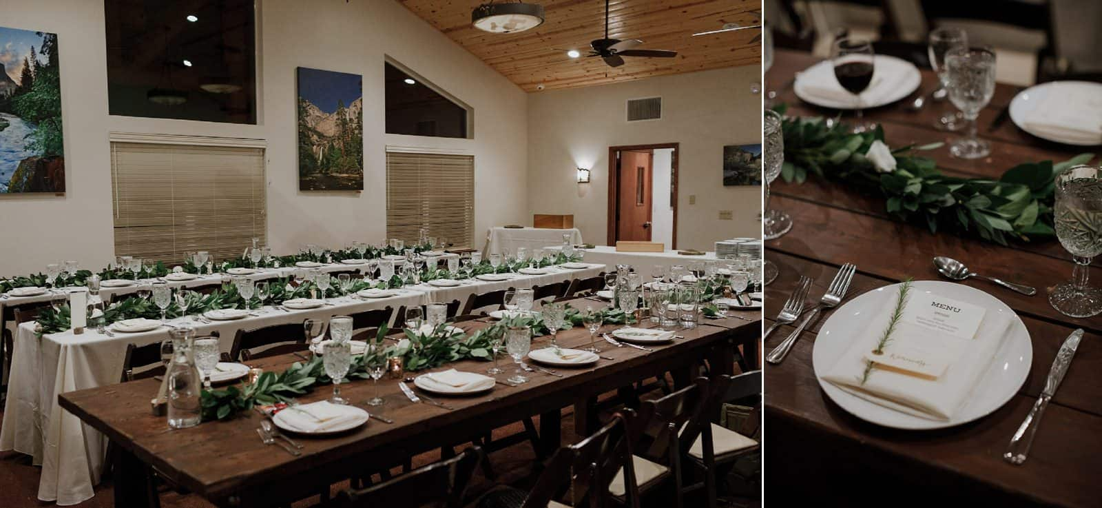 A Nature-Filled Fall Yosemite Valley Wedding