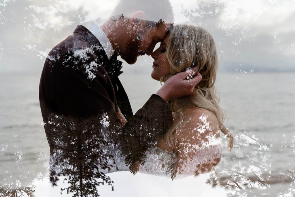 Tahoe Wedding Photographer Leita and Alex