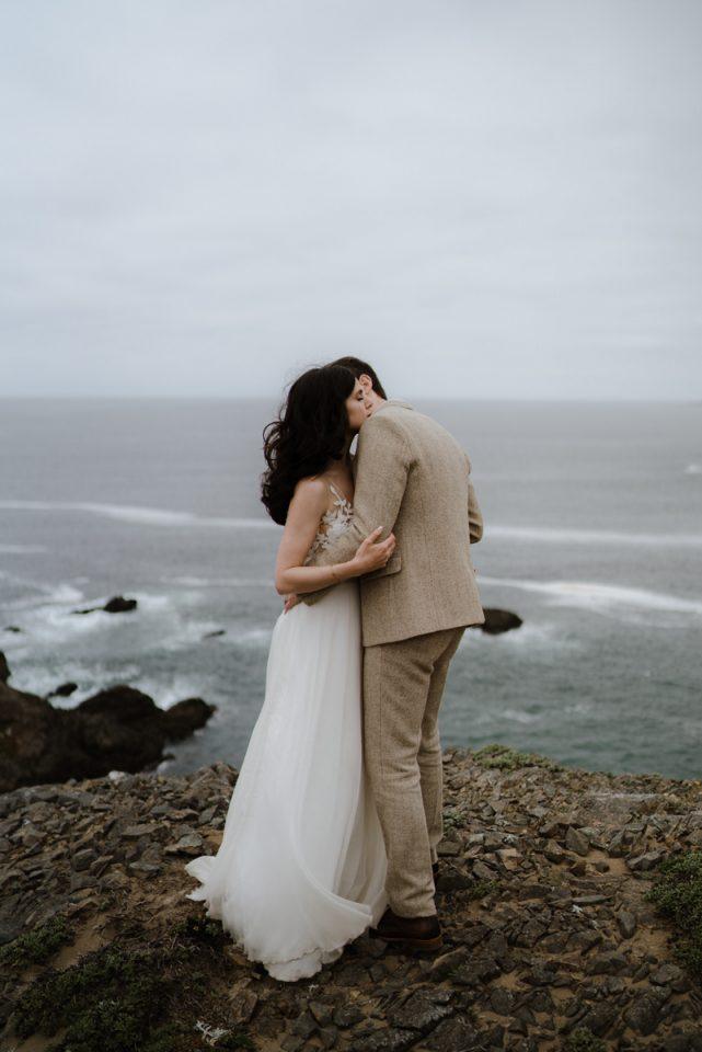 Cuffey's Cove Ranch Wedding Photographer