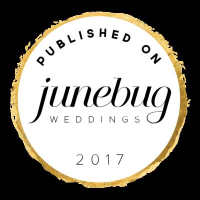 Junebug Weddings 2017