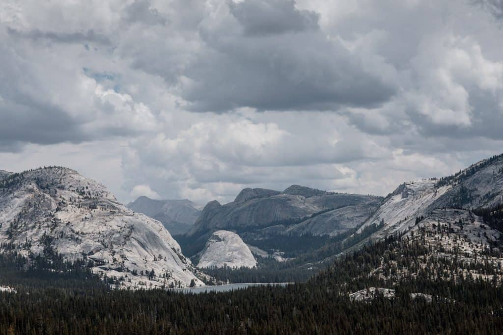 Olmsted Point for Yosemite wedding venues