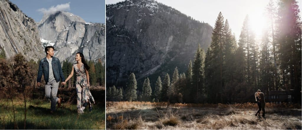 Yosemite Wedding Photographer | Yosemite Valley Adventure Couple Session