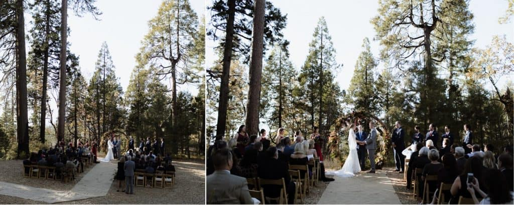 Yosemite Wedding Venues-Rush Creek Lodge Wedding Photographer