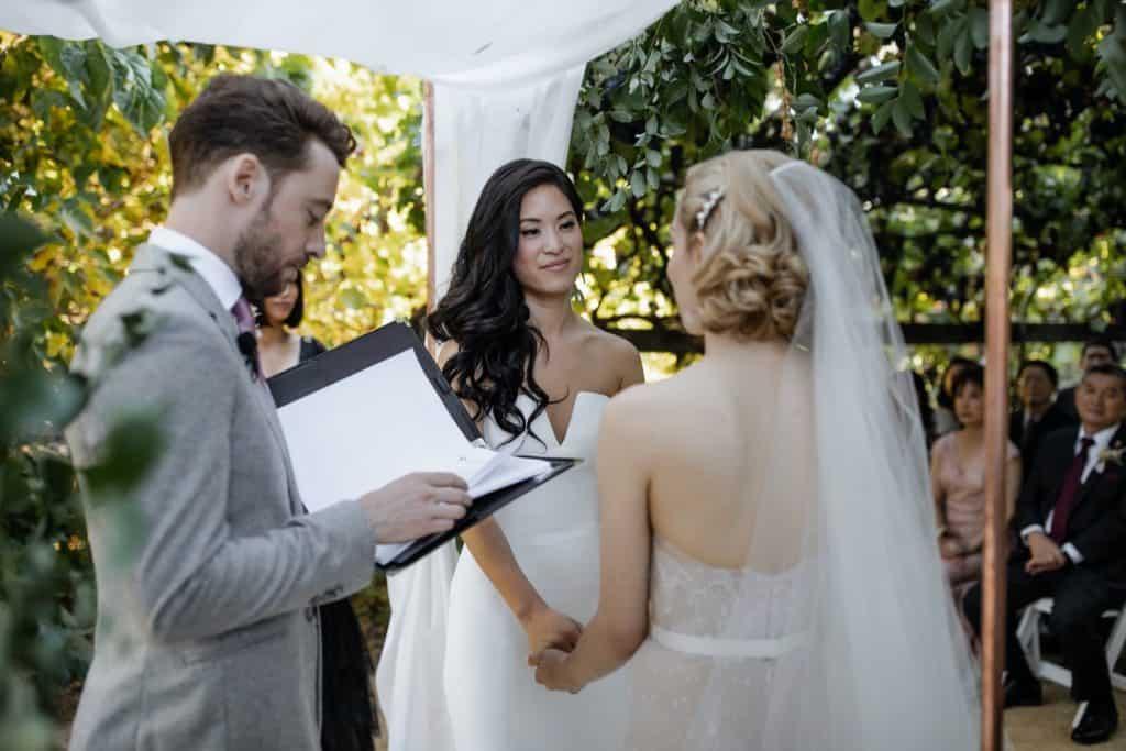 Classy Campovida Wedding in Hopland California